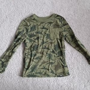 Old navy dinosaur shirt size 5T